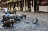 Ku Czci Zwierząt Rzeźnych, zabytkowe Jatki we Wrocławiu