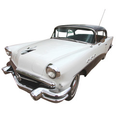 Old american car - Voiture de collection