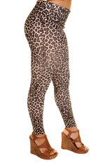 leopard leggings shoes