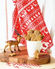 Gingerbread At Christmas