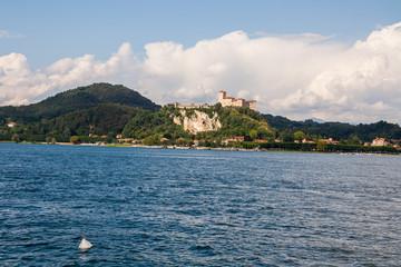 Arona, Lago Maggiore, Piemonte, Italia
