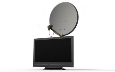 Parabola e TV