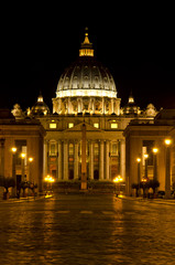 Saint Peter's Basilica of Rome