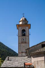 Champoluc, Valle d'Aosta, Italia