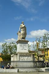 Statue of the Grand Duke Pietro Leopoldo