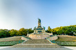 Leinwanddruck Bild - Niederwalddenkmal