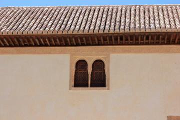 Fenster der Alhambra