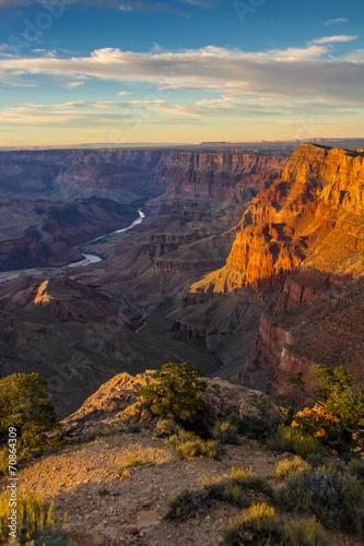 Tuinposter Canyon Grand Canyon