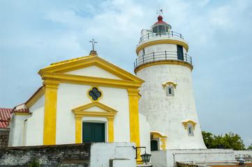 Guia Lighthouse, Fortress and Chapel, Macau