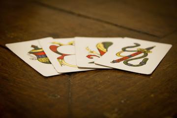 assi, carte, carte napoletane