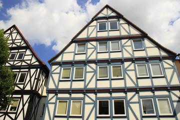Fachwerkgebäude in Hofgeismar