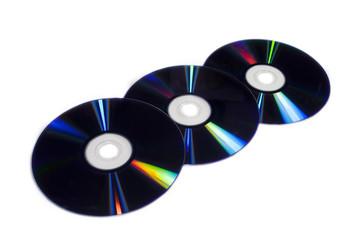 Triplo cd/dvd