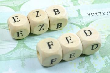 EZB und FED