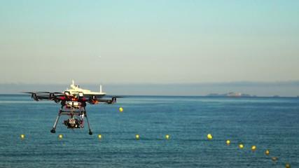 drone sur la mer 2