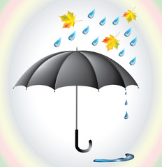 The umbrella icon