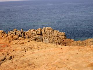 Capo pecora (ca). costa Verde