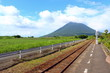 日本最南端の駅 西大山駅の風景