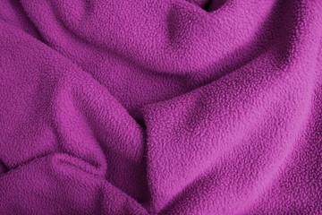 Pink blanket