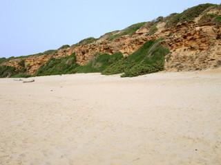 Scivu desert beach