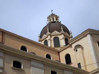 Santuario di Nostra Signora di Bonaria.
