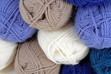 Balls of wool © Arena Photo UK