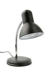 reading lamp isolated on white background