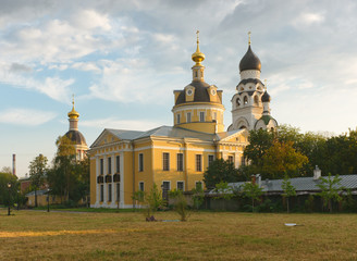 Old Believers' Church Rogozhskoy community in Moscow.