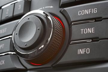 PKW-Audiosystem