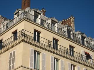 Appartements bourgeois - Paris