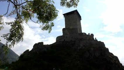 Castle of Saint Michael of Ossana-001