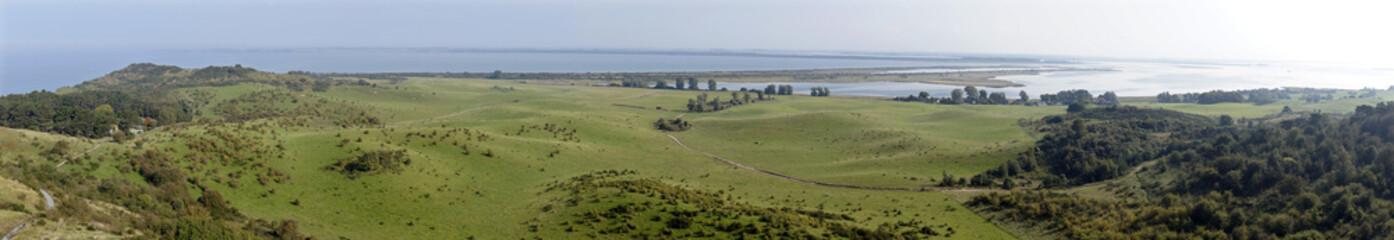 Panoramablick vom Dornbusch