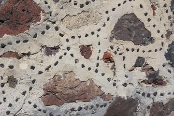 Site archéologique de Teotihuacan dans la vallée de Mexico