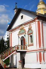 Old orthodox church. Kremlin in Kolomna, Russia.