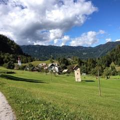 slovenian village