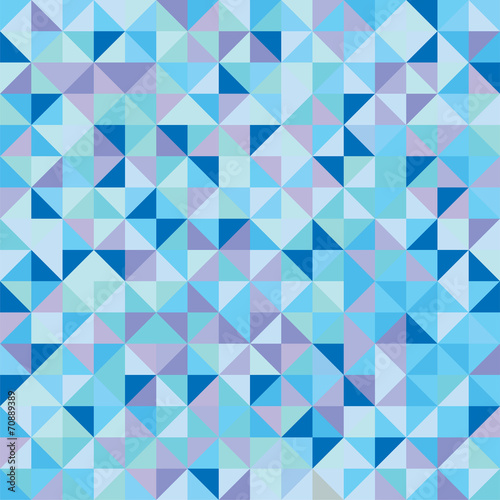 Abstract triangle geometric pattern. Vector - 70889389