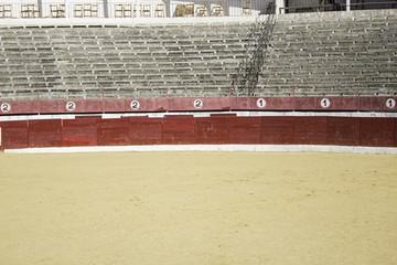 Bulls Square empty