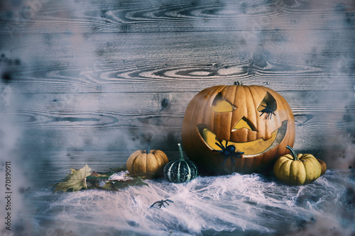 canvas print picture halloween