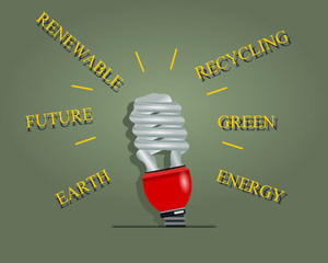 Eco ampoule