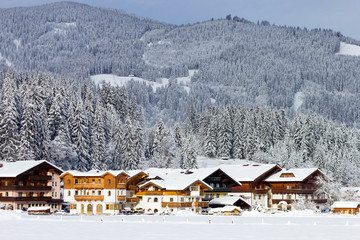 Ski hotels in the Alps