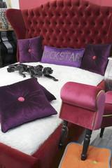rockstar bedroom