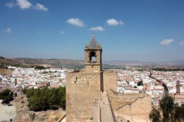 Stadtansicht Antequera