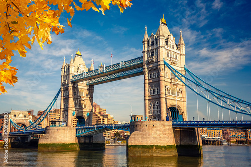 Fotobehang Londen Tower bridge in London