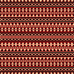Decorative tribal background