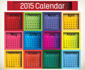 Box Calendar-2015