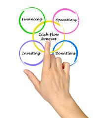 Cash Flow Sources
