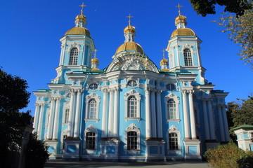 Никольский морской собор в Санкт-Петербурге