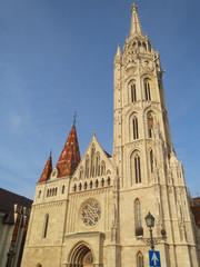 Matthiaskirche Budapest, Stadtteil Buda