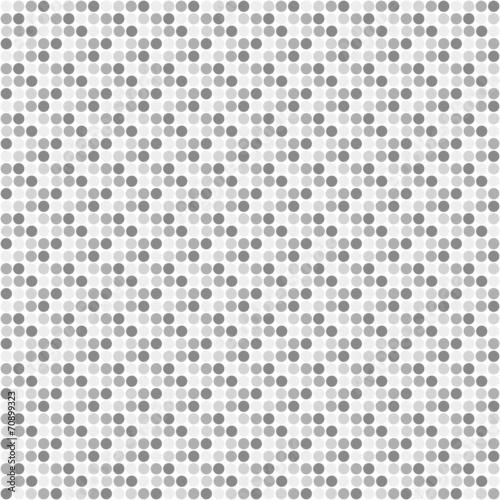 canvas print picture Hintergrund mit grauen Pünktchen