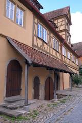 Wasch und Bräuhaus in Rothenburg