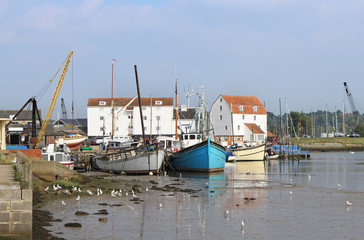 Suffolk Riverside Town of Woodbridge